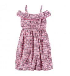 Платье Картерс цветочный принт (Код: 04441)