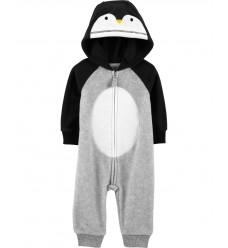 """Флисовый комбинезон Картерс """"Пингвин"""" (Код: 08002)"""