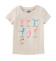 """Футболка ОшКош """"Yoga"""" (Код: 06005)"""
