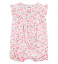 "Песочник Картерс ""Розовый фламинго"" (Код: 06034)"