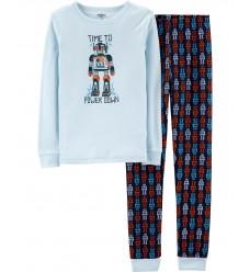 """Пижама ОшКош """"Робот"""" (11215-01)"""