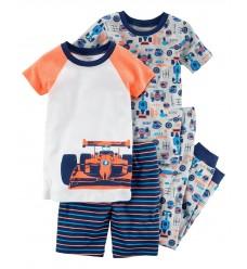 Пижама Картерс: футболка, шорты (11316-01)