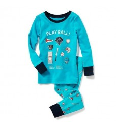 """Пижама Олд Неви """"Play ball"""" (Код: 04755)"""