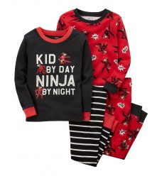 "Пижама 4в1 Картерс ""Ninja"" (Код: 04784)"