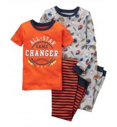 Пижама Картерс: футболка и штаны (11318-01)