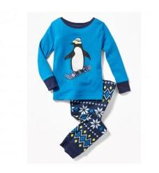 """Пижама Олд Неви """"Пингвин""""(Код: 04781)"""
