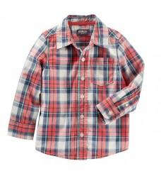 Рубашка ОшКош (Код: 04579)