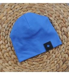 """Двойная шапочка MagBaby """"Голубая звезда"""" (Код: 07948)"""