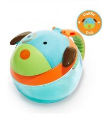 "Контейнер-чашка для снеков Skip Hop ""Собака"" (11229-01)"