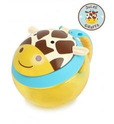 "Контейнер-чашка для снеков Skip Hop ""Жираф"" (11230-01)"