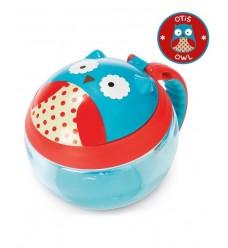 "Контейнер-чашка для снеков Skip Hop ""Сова"" (11233-01)"