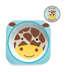 Тарелка Skip Hop «Жираф» (Код: 06209)
