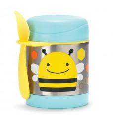 Кружка-термос для еды Skip Hop «Пчела» (Код: 06052)